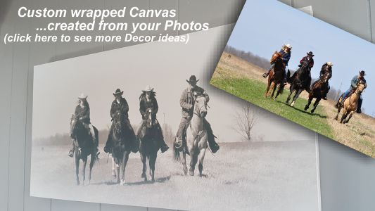 Custom Canvas from your photo